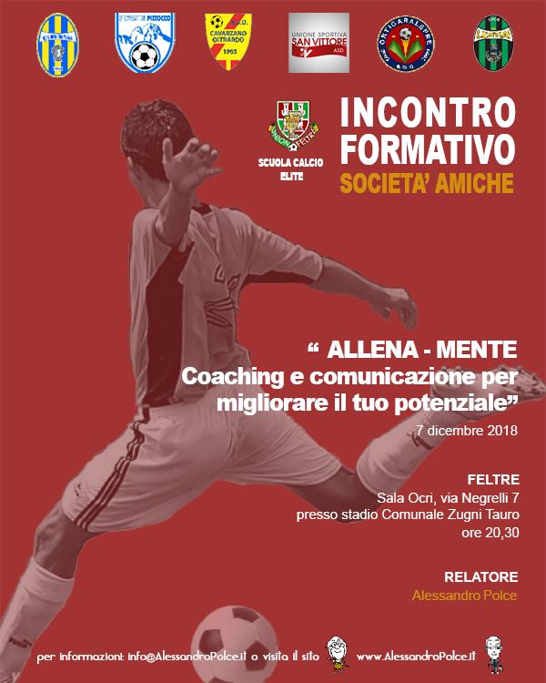 ALLENA-MENTE. Coaching e comunicazione per migliorare il tuo potenziale.