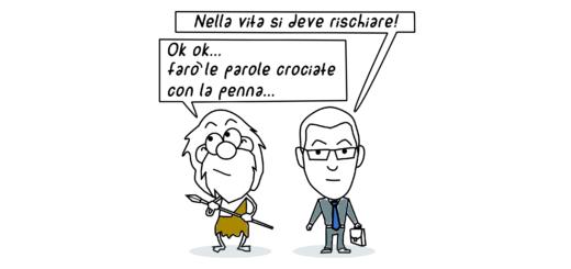 PROTEGGI IL TUO GRILLO PARLANTE